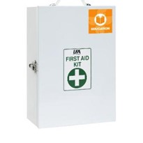 Childcare Response First Aid Kit - Metal Cabinet