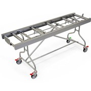 Mortuary Trolley Standard