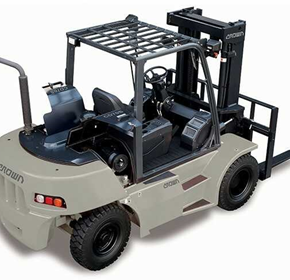 1.5 - 2.0 Ton Diesel Forklifts | Crown CD Series