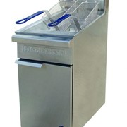 Goldstein Single V Pan 400MM Deep Fryer | VFG1L