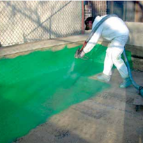 Polyurea & Fire Retardant Coatings