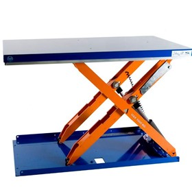 MAVERick Lift Tables | Low Profile