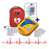 Saver One Semi Automatic Defibrillator Pack | AMISVOB0001CP
