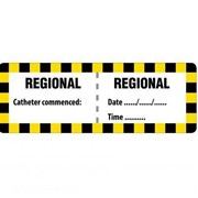 Injectable Medicine Identification Labels Regional
