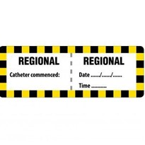 Injectable Medicine Labels Regional