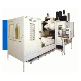 5 Axis CNC Vertical Turning Centre | FTU-1200