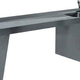 Enlake Autopsy Examination Table