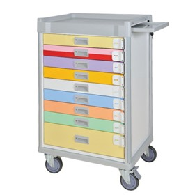 Paediatric Emergency Cart | Spacepac Industries