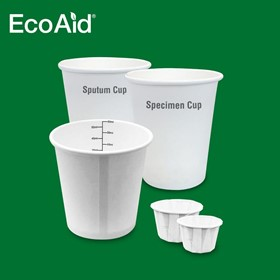 EcoAid® Biodegradable Medical Cups (269 / 270 Series)