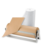 Kraft Paper Dispenser - Wall Mountable