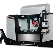 CNC Machining Centre | Pinnacle Swivel Head Series - BX900