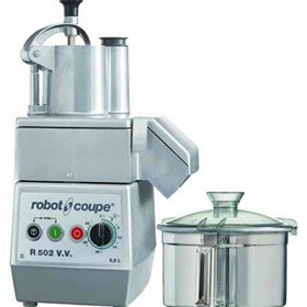 Food Processor Cutter and Vegetable Slicer | R502VV