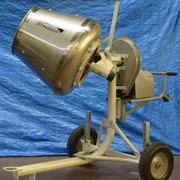 Stainless Steel Concrete Mixers