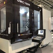 Universal 5 Axis Machining Centre | Eumach UMC1000