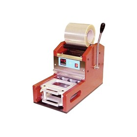 Rotopack Manual Benchtop Heat Sealer with Temperature Adjustment