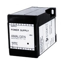 DIN Rail Mounting Linear Regulated D.C. Power Supply | Amalgan