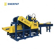 UK Enerpat Scrap Wood Sawdust Machine for Sale