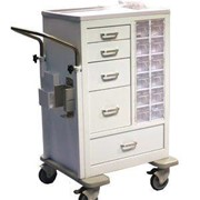Waterloo Phlebotomy Collection Cart | MTWA-34696