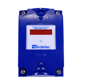Lightning Strike Flash Counters | Indelec P8011, P8011b & P8014