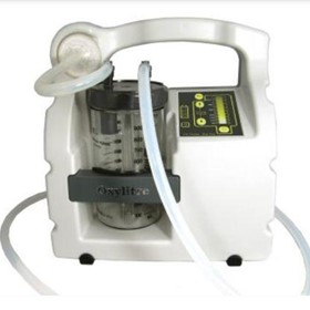 Oxylitre Petite Elite Portable Suction Pump