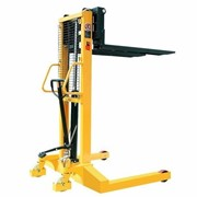 Electric and Manual Pallet Stacker