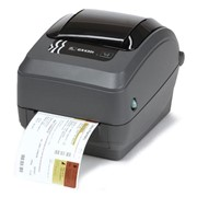 Performance Desktop Barcode Label Printers | GX430