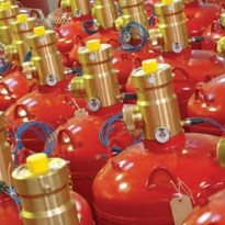 LPG Fire Aus | Fire Protection System | FM200 SYSTEMS (HFC-227EA)