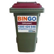 Bingo Organic Waste Rear Lift Wheelie Bins