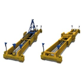 Container Spreaders | Fully Automatic Spreaders