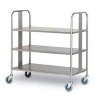 Clean Linen Trolleys