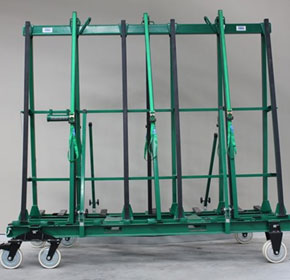 Heavy Duty Trolley | AFG-2000 H4 Model