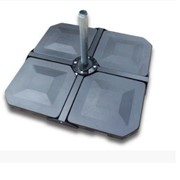 Umbrella Accessories - Aurora Cross Base with Pavers