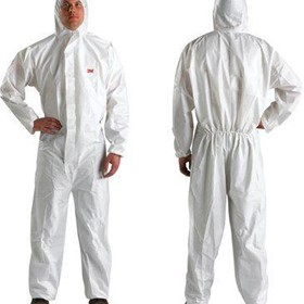 Protective Coverall | 4510 M White