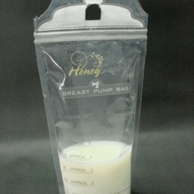 Breastmilk Storage Bags BPA-Free & Oxo-Biodegradable 180ml 50 - 100Pks