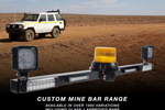 LED Mine Light Bar | MB1221C