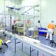 Food & Beverage Processing Facility Design