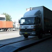AML Portable Weighbridge