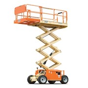Engine Powered Scissor Lifts