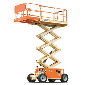 Engine Powered Scissor Lifts | JLG