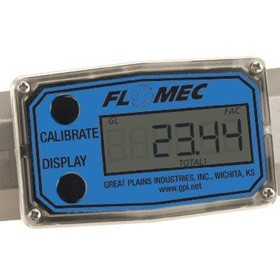 FLOMEC Precision Turbine Meters | G2 Series