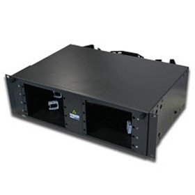 Rackmount Enclosures | CoreLink Plus 3RU 8 Panel Sliding Enclosure