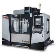 Vertical CNC Machining Centres | SV85 / SV105 - Box Guide Way