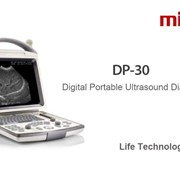 Digital Ultrasonic Imaging System | Mindray DP-30