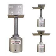 Level Master | Screw Pile Tops | Adjustable