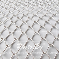 Stainless Steel Chain link fencing - Maishi Wire Mesh