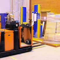 Freelance Robotics | Pallet Processing Systems