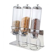 Triple Cereal Dispenser | Sunnex