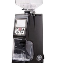 Atom Electronic Black Coffee Grinder