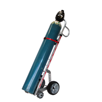 Single Gas Cylinder Rotatruck