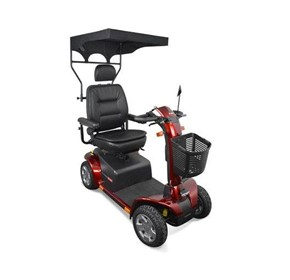 Five Mobility Scooter Accessories For Comfort